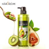 Hair Recipe 发之食谱进口洗发水无花果清爽丰盈530ML(空气感无硅油控油水果洗发露) 54.5元