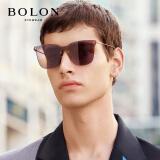 暴龙BOLON太阳镜男女王俊凯同款新款潮流眼镜D型框墨镜BL7038A60 488元