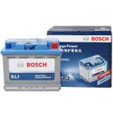 博世(BOSCH)汽车电瓶蓄电池免维护55B24L 12V 日产Cube骊威 以旧换新 上门安装 309元