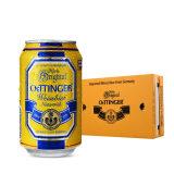 15日0点:OETTINGER 奥丁格 自然浑浊型 小麦啤酒 330ml 24听 普通装 *2件