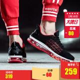 安踏 2017跑步气垫运动鞋 91745501F 实付到手259元