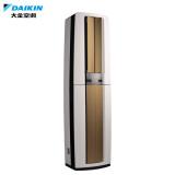 大金(DAIKIN) 3匹 2级能效 变频 高端帕蒂能F系列 立柜式冷暖空调 白色FVXF272PC-W 12799元