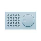 20日0点:smartisan 锤子科技 坚果复古风砖式蓝牙小音箱 青色