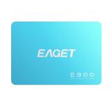 京东PLUS会员:EAGET 忆捷 E300系列 SATA3 固态硬盘 960G 498元包邮 498元包邮