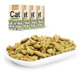 路斯 Luscious 宠物零食 猫饼干金枪鱼猫薄荷80g*4盒 *6件 134元(合 22.33元/件)