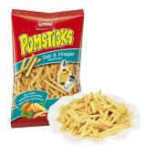 德国进口 劳仑兹(Lorenz)细薯条(盐醋味)100g 休闲零食 膨化薯片 *12件 82.8元(合6.9元/件)