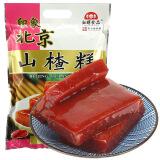 老北京特产 零食 红螺 山楂糕500g/袋中华老字号 *7件 107.2元(合 15.31元/件)