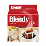日本进口 AGF Blendy系列 滤挂/挂耳咖啡 摩卡风味 7g/袋*18袋 芳醇浓香 *5件 99.5元(合19.9元/件)