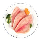 勤富 冷冻海南罗非鱼排(鲷鱼排)500g家庭装BAP认证ASC认证海鲜水产 *3件 59元(合 19.67元/件)