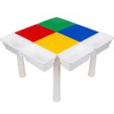 Temi 糖米 多功能积木桌+4收纳桶+4底板 *3件 248.8元包邮(双重优惠,合82.9元/件)