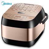 历史低价:Midea 美的 MB-FB50EASY201 聚能厚釜 智能电饭煲 5L 238.8元包邮(需用券)