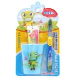 青蛙王子(FROGPRINCE)NO.321爱芽星儿童护理套装牙刷 *10件 118元(合 11.8元/件)