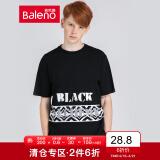 Baleno/班尼路 短袖圆领 T恤 57.6元(合28.8元/件)