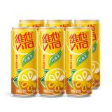 维他奶 维他柠檬茶饮料310ml*6罐 16.72元