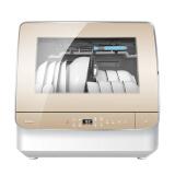 海尔 Haier EBW4711JU1 小海贝S版台式洗碗机 京东微联智能操控 3299元