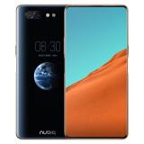 历史低价:nubia 努比亚 X 智能手机 黑金版 8GB 256GB