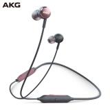 1日:AKG Y100 WIRELESS 颈挂式无线蓝牙耳机 入耳式运动 399.00