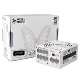 SUPER FLOWER 振华 LEADEX P850W 额定850W 电源(80PLUS白金牌/全模组/十年质保) 999元 包邮(满 减)