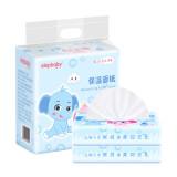 ¥8.1 象宝宝(elepbaby)婴儿抽纸 3层 无香面巾 5包(1提)*60抽*13 105.4