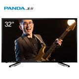 熊猫(PANDA)32F4X高清DTMB数字电视 LED超窄边框液晶平板电视 648元