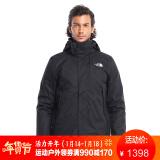 THE NORTH FACE 北面 3RKA 男士三合一冲锋衣 898元包邮(多重优惠)