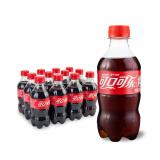 可口可乐 Coca-Cola 汽水 碳酸饮料 300ml*12瓶 整箱装 可口可乐公司出品 19.9元
