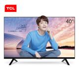 TCL L40F3301B 40英寸 液晶电视 1198元