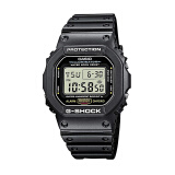 CASIO 卡西欧 G-SHOCK 经典系列 头文字D 运动手表 DW-5600E-1V 429.00