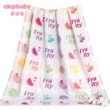 Elepbaby 象宝宝 婴儿浴巾 140X70CM *2件 53元(合26.5元/件) 26.50