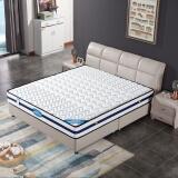 宜眠坊 (ESF) 床垫 3D椰棕弹簧床垫 棕簧两用 白色提花面料 J02舒适版(适合儿童老人)1.8米*2米*0.22米 839元