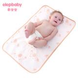 象宝宝 防水透气护理垫 宝宝尿垫100X60CM(2条装) *2件 112元(合 56元/件)