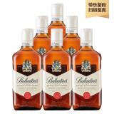 Ballantine's 百龄坛 特醇 苏格兰威士忌 500ml*6瓶 330元包邮(下单立减)