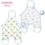 象宝宝(Elepbaby) 婴幼儿肚兜肚围 2件装(汽车总动员+童话乐园) *2件 39元(合 19.5元/件)