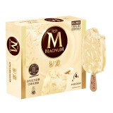 和路雪 梦龙 白巧克力口味 冰淇淋家庭装 65g*4支雪糕(新老包装 随机发货) *5件 114.5元(合 22.9元/件)