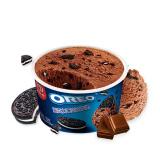 和路雪 奥利奥巧克力口味 冰淇淋家庭装 93g*3杯 27元,可优惠至12.15元 12.15