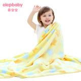 象宝宝(Elepbaby) 婴儿毛毯 100*130cm *4件 136元(合 34元/件)