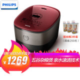 PHILIPS 飞利浦 HD3189/21 4升 IH电饭煲