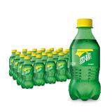 雪碧Sprite柠檬味汽水碳酸饮料300ml*24瓶整箱装可口可乐公司出品*7件 172.72元(需用券,合24.67元/件)