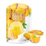 旺旺 嫩布丁 香甜芒果味 400g *15件 96元(合 6.4元/件)