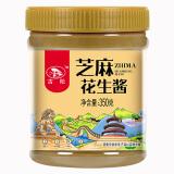 gusong古松芝麻花生酱350g 8.57元
