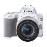 Canon 佳能 EOS 200D II 200D2 迷你单反相机 数码相机(EF-S18-55mm f/4-5.6 IS STM)白色 Vlog相机视频 4959元(需用券)