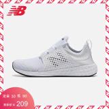new balance FRESH FOAM CRUZ 男士跑鞋 209元包邮(需30元定金) 209.00