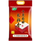 十月稻田 长粒香大米5kg*5件+凑单 130元