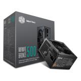 酷冷至尊(COOLERMASTER) 额定500W MWE500 电脑电源 289元