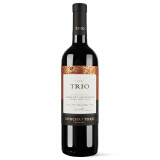 Concha y Toro 干露 三重奏 赤霞珠/品丽珠/西拉珍藏 干红葡萄酒 750ml *11件 301.84元(双重优惠)