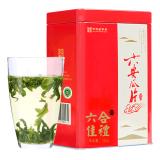 2019新茶上市 徽六绿茶茶叶六安瓜片150g 中国十大名茶 中华老字号 *2件 91元(需用 券,合 45.5元/件)