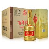 百年传奇佳品52度500ml*6瓶浓香型白酒整箱装五粮液股份公司出品 208元