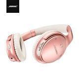 女装大佬: Bose QuietComfort QC35 II 头戴式蓝牙降噪耳机 玫瑰金限量版 2299元包邮