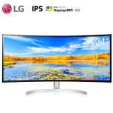 LG 34WK95C 34英寸 IPS显示器 (3440×1440、75Hz、HDR400、135%sRGB、Type-C)