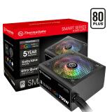 Thermaltake 曜越 Smart RGB 700W 额定700W 电源(80PLUS白牌)